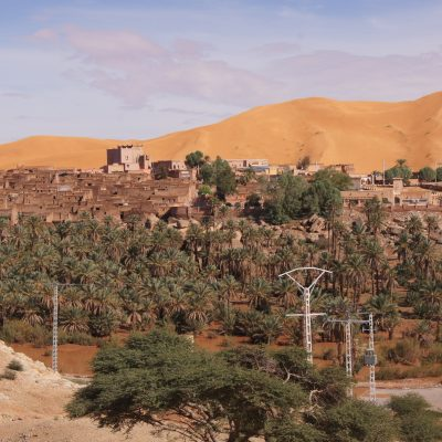 Algeria: Oasi Sahariane