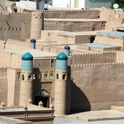 Uzbekistan – Gran tour