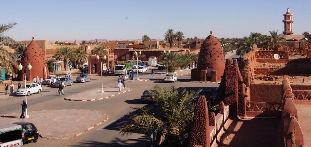 Timimoune - ALGERIA, Gran tour del nord e delle oasi