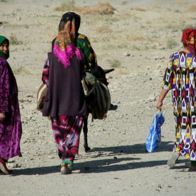 Turkmenistan e Uzbekistan