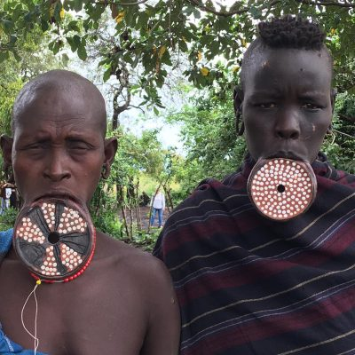 Etiopia del sud – popoli dell'Omo
