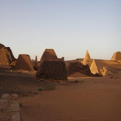 SUDAN storico e archeologico